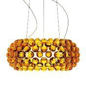 Foscarini: Brands - Foscarini - Caboche Media Sospensione Suspension Lamp