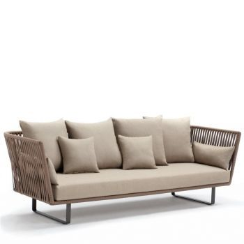 Bitta 3-seater Outdoor Sofa