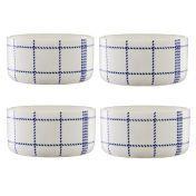 Normann: Hersteller - Normann - Mormor Blue Müslischalen Set