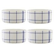 Normann: Categories - Accessories - Mormor Blue Bowl Set