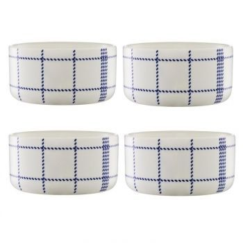 Mormor Blue Bowl Set