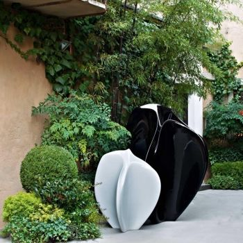 Flow Large Flower Pot 200x146cm