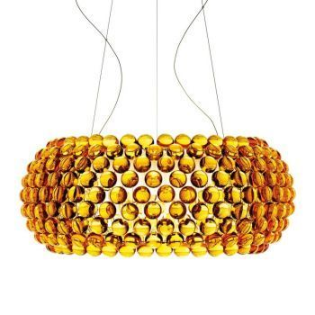Caboche Grande Sospensione Suspension Lamp