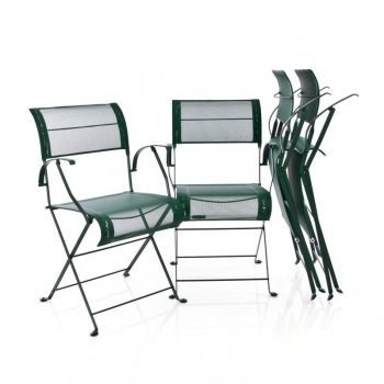 Dune Set - Sillón plegable - Kit de jardín