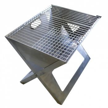 Notebook Grill - Barbecue portable