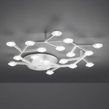 LED Net Circle Soffitto - Plafonnier
