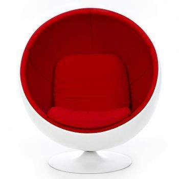 Ball Chair Lounge Sessel