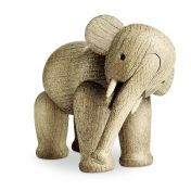 Kay Bojesen Denmark: Categories - Accessories - Kay Bojesen Wooden Figure Elephant