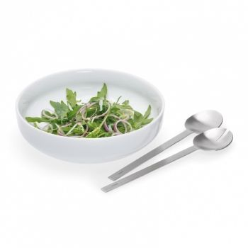 Fresca Salad Bowl Set With Servers