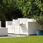 Jan Kurtz: Brands - Jan Kurtz - Mercy 2-Seater Outdoor Sofa