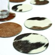 Artificial: Designers -  C.QUOI - Troupot Glass Coasters Set