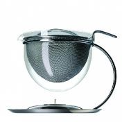 mono: Categories - Accessories - mono Filio Teapot 1.5l with integrated Warmer