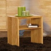 Jan Kurtz: Categories - Furniture - Cubus Bedside Table