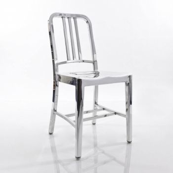 Navy Chair - Silla