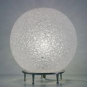 Lumen Center Italia: Brands - Lumen Center Italia - Ice Globe 02 Table Lamp