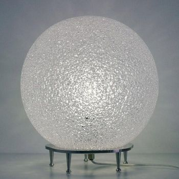 Ice Globe 02 - Lampe de Table