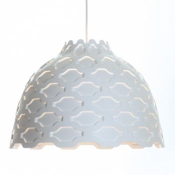 LC Shutters Suspension Lamp