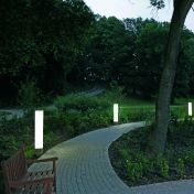 Helestra: Categories - Lighting - Basalt 44 Bollard Lamp
