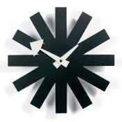 Vitra: Brands - Vitra - Asterisk Clock