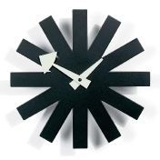 Vitra: Categories - Accessories - Asterisk Clock