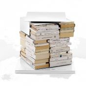 Opinion Ciatti: Brands - Opinion Ciatti - Ptolomeo X4 Short Book Stand
