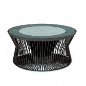 Kettal: Categories - Accessories - ZigZag Fire Place