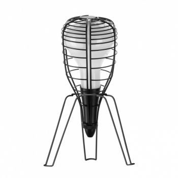 Cage Rocket Table Lamp