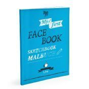 Donkey Products: Hersteller - Donkey Products - My first Face-Book Malbuch