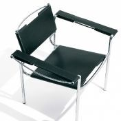 Alias: Categories - Furniture - 109 Spaghetti Armchair Leather