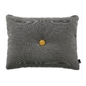 HAY: Topics - Living - Dot Cushion 2 Buttons fabric Steelcut Trio