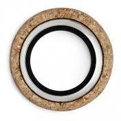 Normann: Marcas - Normann - Wine & Bar Drip Stopper - Set de 2 anillos