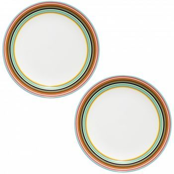 Origo - set de 2 assiettes