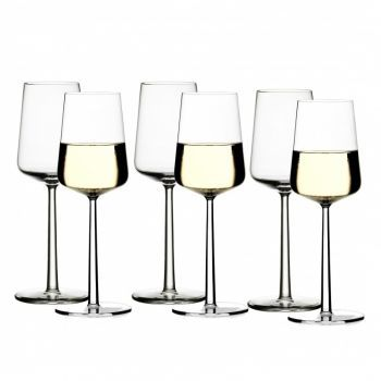 Essence - Set de copas de vino blanco