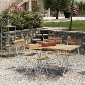 Jan Kurtz: Design special - Teak garden furniture - Lucca Garden Set
