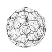 Tom Dixon: Categories - Lighting - Etch Web Copper Suspension Lamp