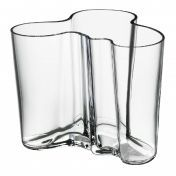 iittala: Categories - Accessories - Alvar Aalto Vase 120mm