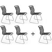 Montana: Hersteller - Montana - Aktionsset '5+1' Tivoli Stuhl