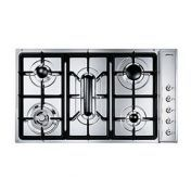 Smeg: Categories - High-Tech - SD97ASX3 Gas Hob
