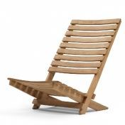 Skagerak: Design special - Teak garden furniture - Dania Beach Chair