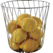 Alessi: Categories - Accessories - A Tempo Citrus Basket