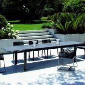 Kettal: Marques - Kettal - Landscape - Table/ Table de Jardin extensible