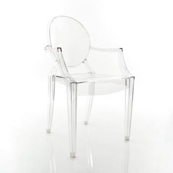 Louis Ghost - Fauteuil