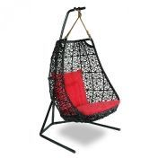 Kettal: Categories - Furniture - Maia Egg Swing / Hanging Chair