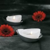 Stelton: Categories - Accessories - Water-Lily Tea Candle