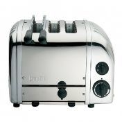 Dualit: Categories - High-Tech - Combi Toaster 2+1