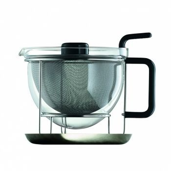 Mono Teapot with Tray