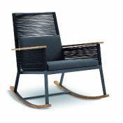 Kettal: Brands - Kettal - Landscape Rocking Armchair