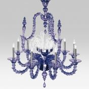 deMajo: Categories - Lighting - Vivaldi Chandelier