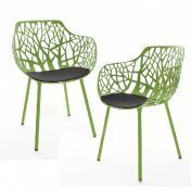 Weishäupl: Brands - Weishäupl - Forest Outdoor Armchair Set