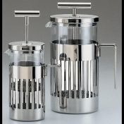 Alessi: Brands - Alessi - Coffee Machine 9094